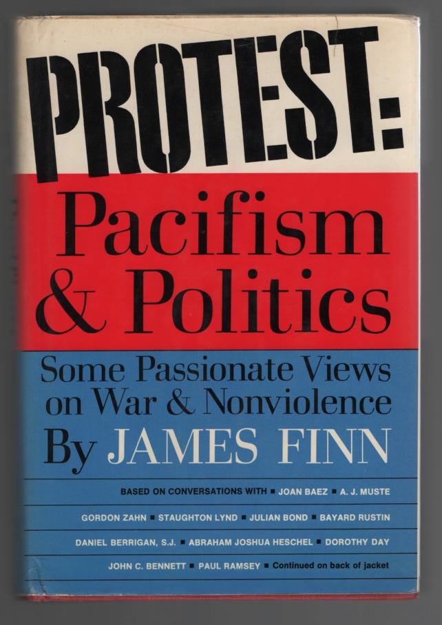 Image for Protest  Pacifism & Politics