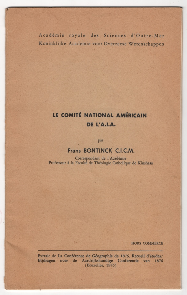 Image for Le Comite National Americain De L'AIA