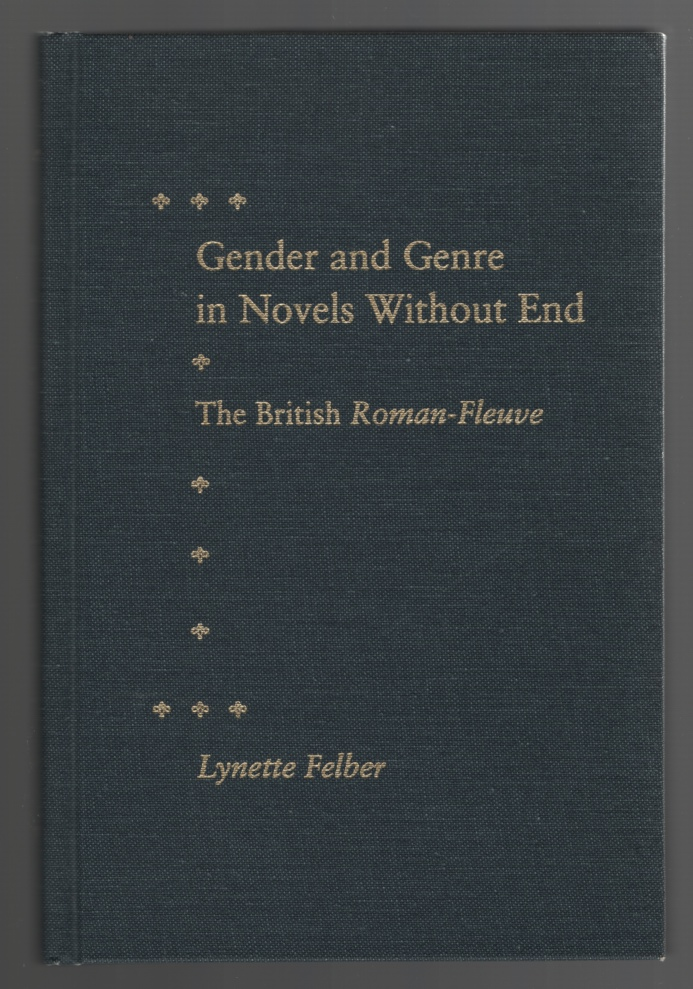 Image for Gender and Genre in Novels Without End:   The British Roman-Fleuve
