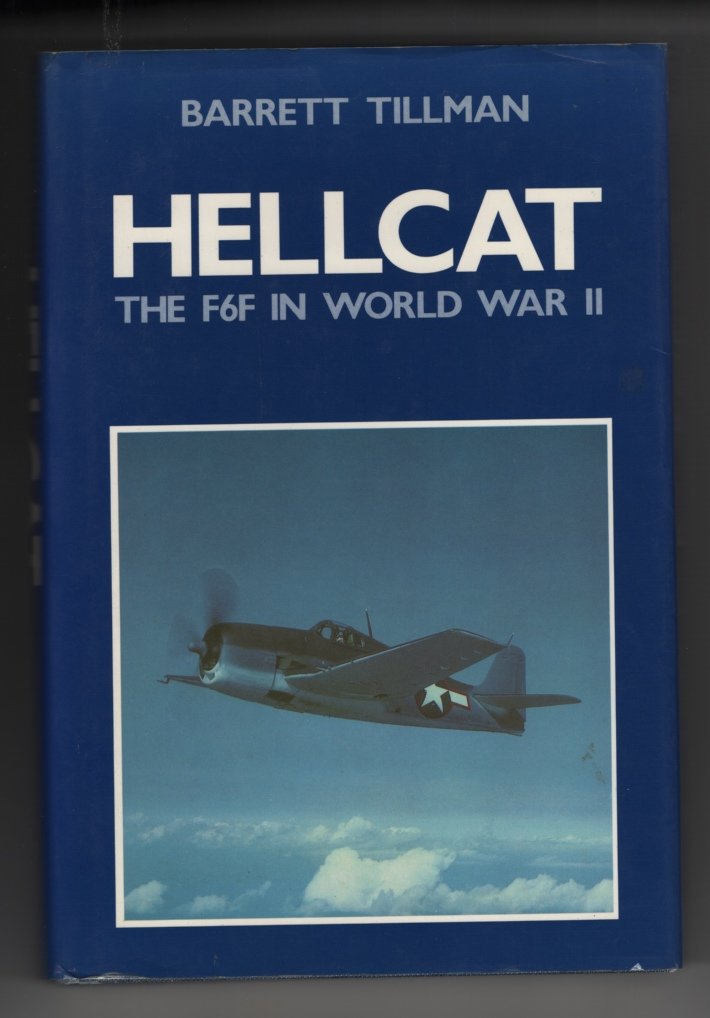 Image for Hellcat  The F6F in World War Two