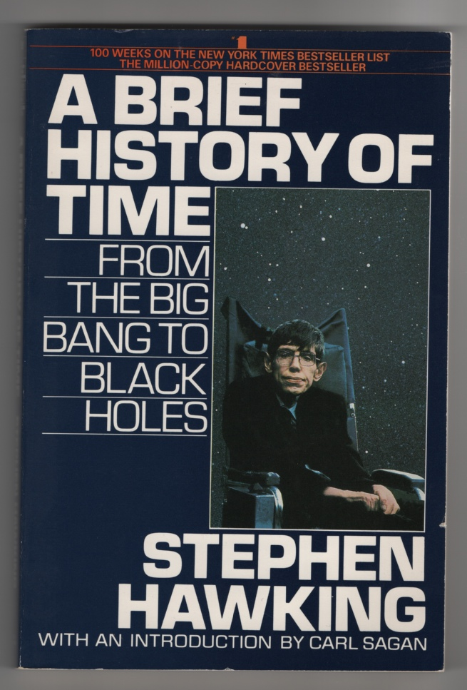 Image for A Brief History of Time  From the Big Bang to Black Holes
