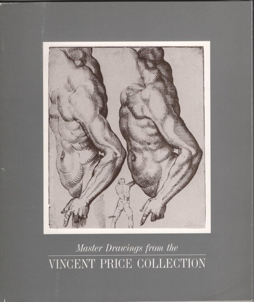 Image for Master Drawings from the Vincent Price Collection