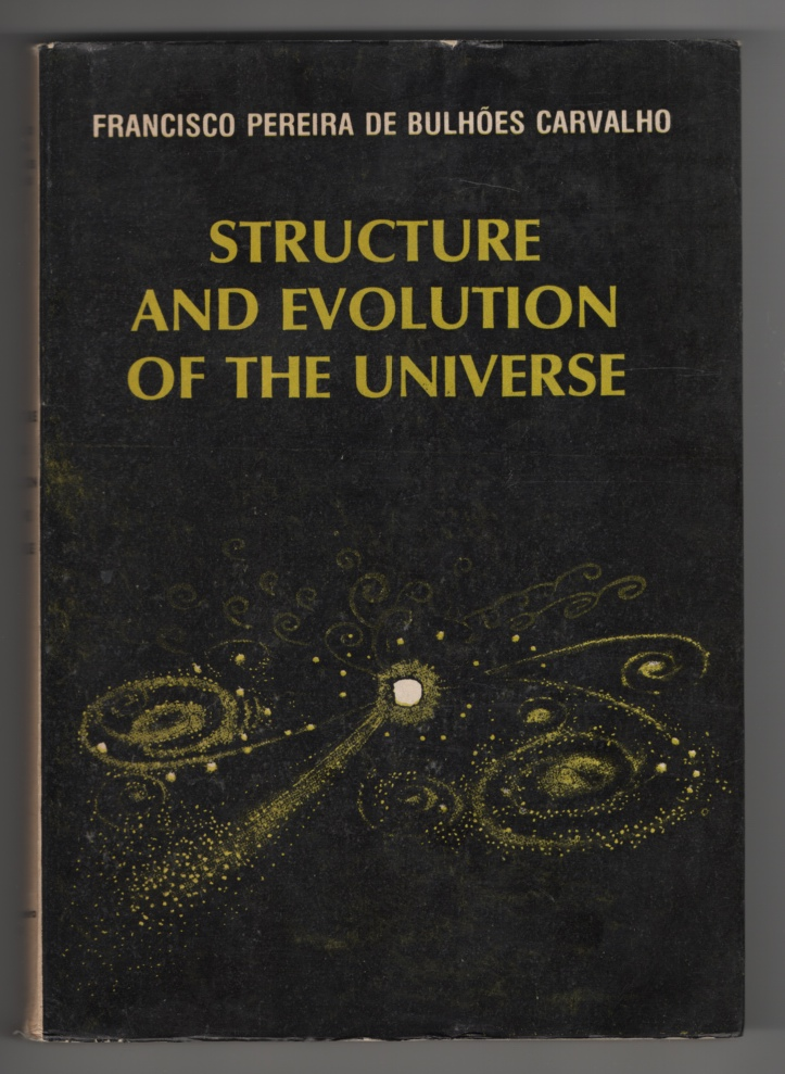 Image for Structure and Evolution of the Universe