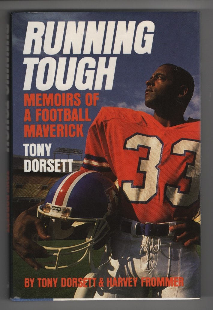 Image for Running Tough  Memoirs of A Football Maverick