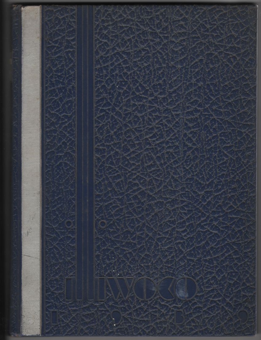 Image for Illiwoco 1939 Macmurray College Yearbook