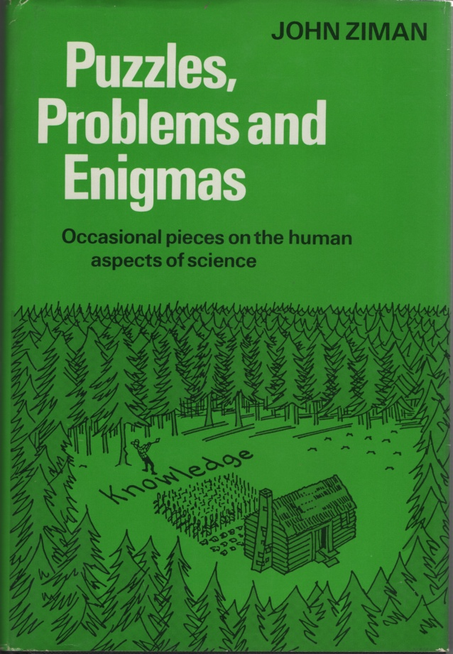 Image for Puzzles, Problems, and Enigmas: Occasional Pieces on the Human Aspects of Science