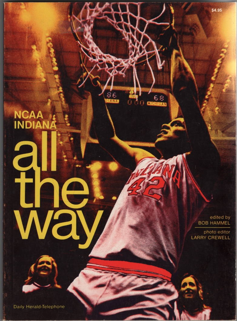 Image for All the Way: NCAA Indiana