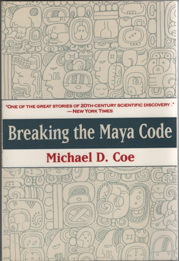 Image for Breaking the Maya Code
