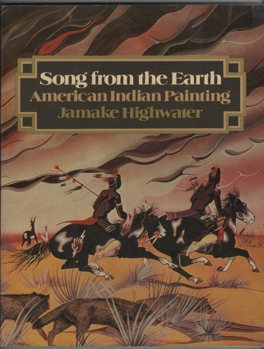 Image for Song from the Earth American Indian Painting