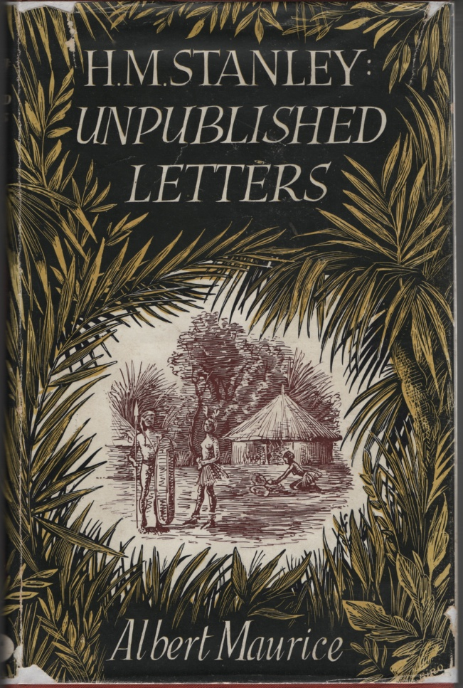 Image for H. M. Stanley Unpublished Letters