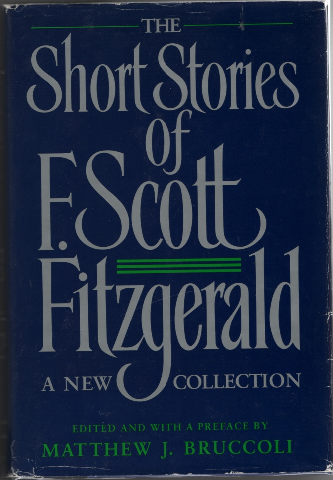 Image for Short Stories of F. Scott Fitzgerald A New Collection