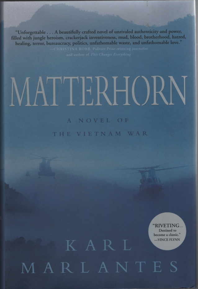 Image for Matterhorn: a Novel of the Vietnam War