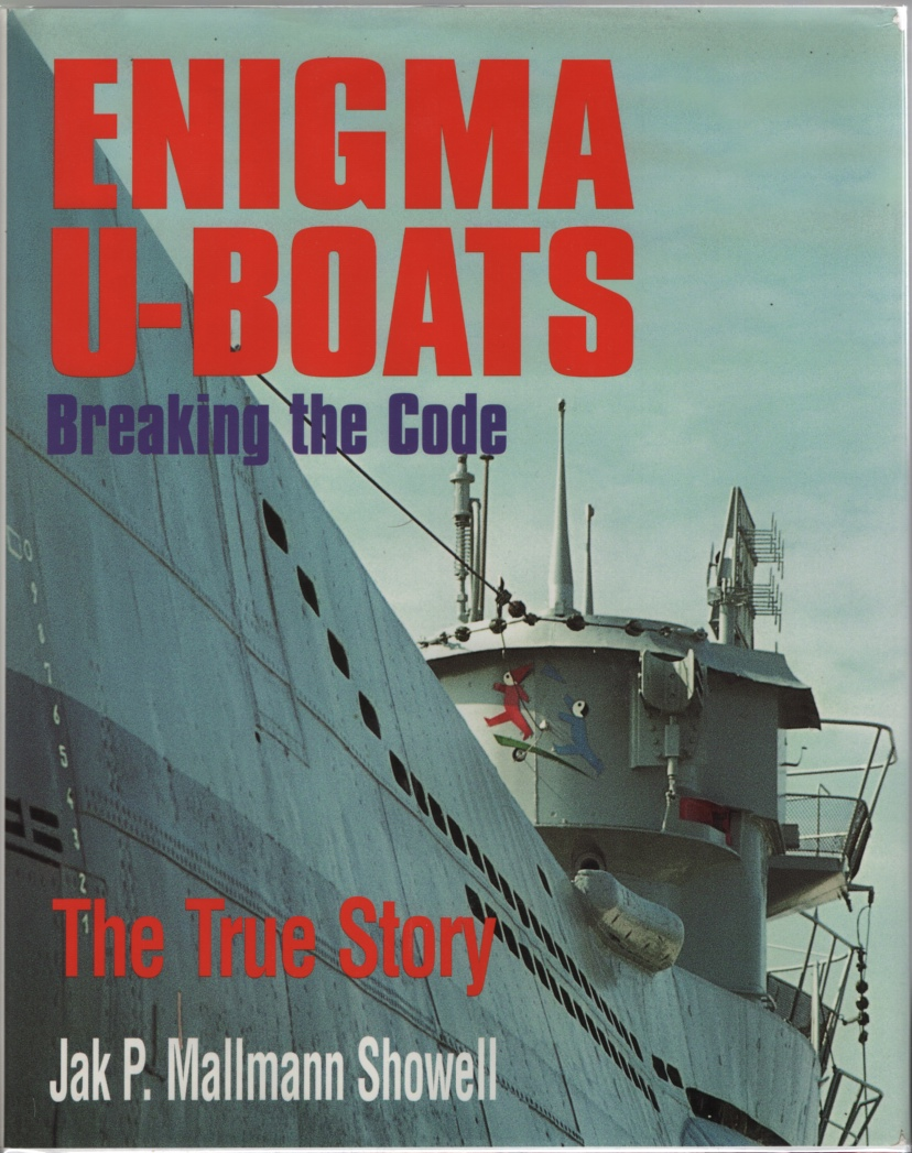 Image for Enigma U-Boats Breaking the Code
