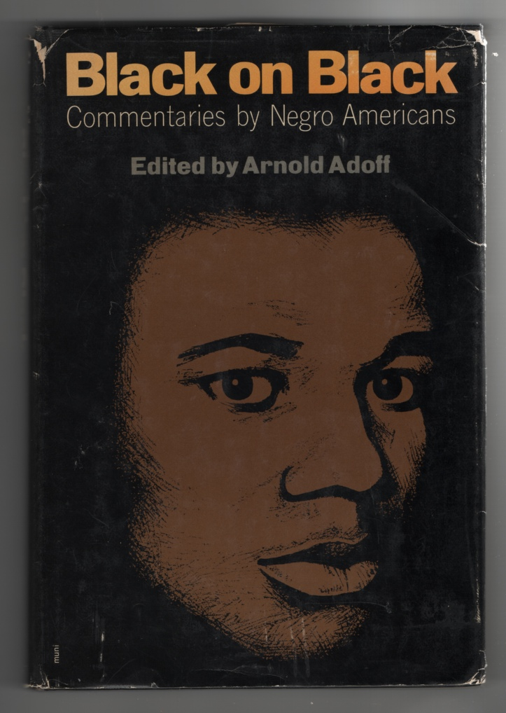 Image for Black on Black Commentaries by Negro Americans