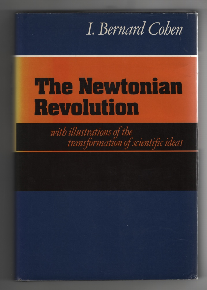 Image for The Newtonian Revolution