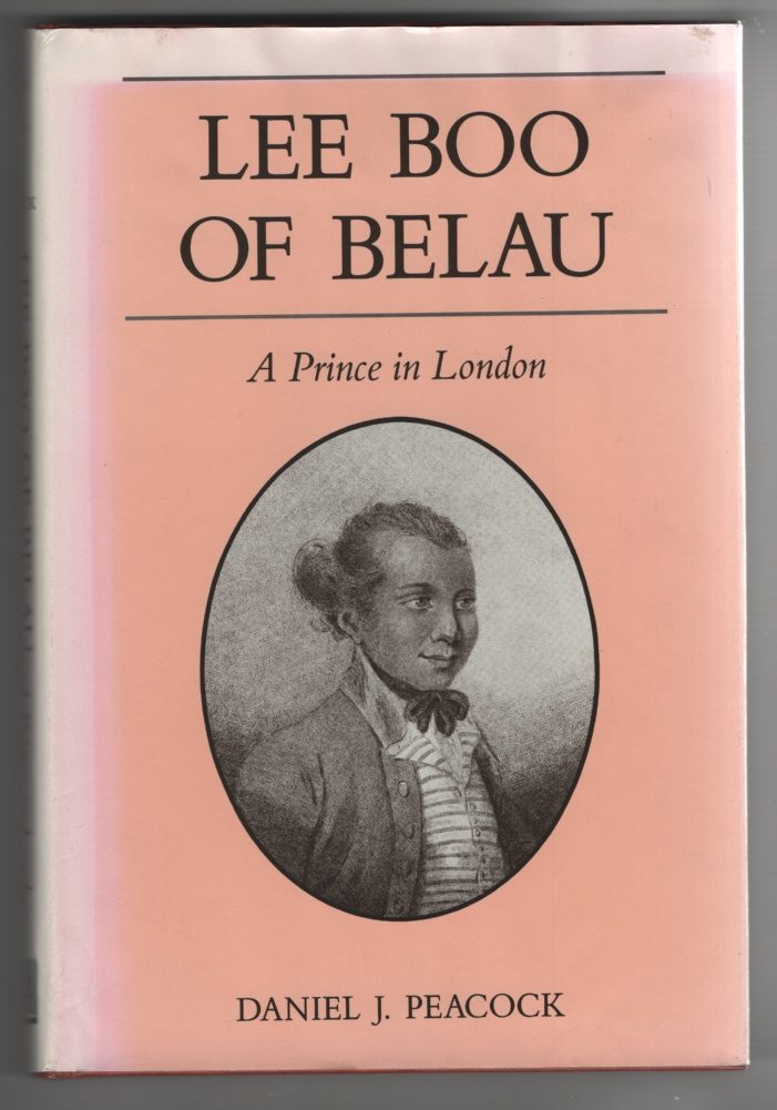 Image for Lee Boo of Belau A Prince in London