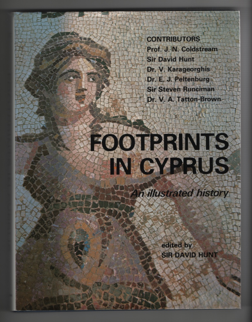Image for Footprints in Cyprus An Illustrated History