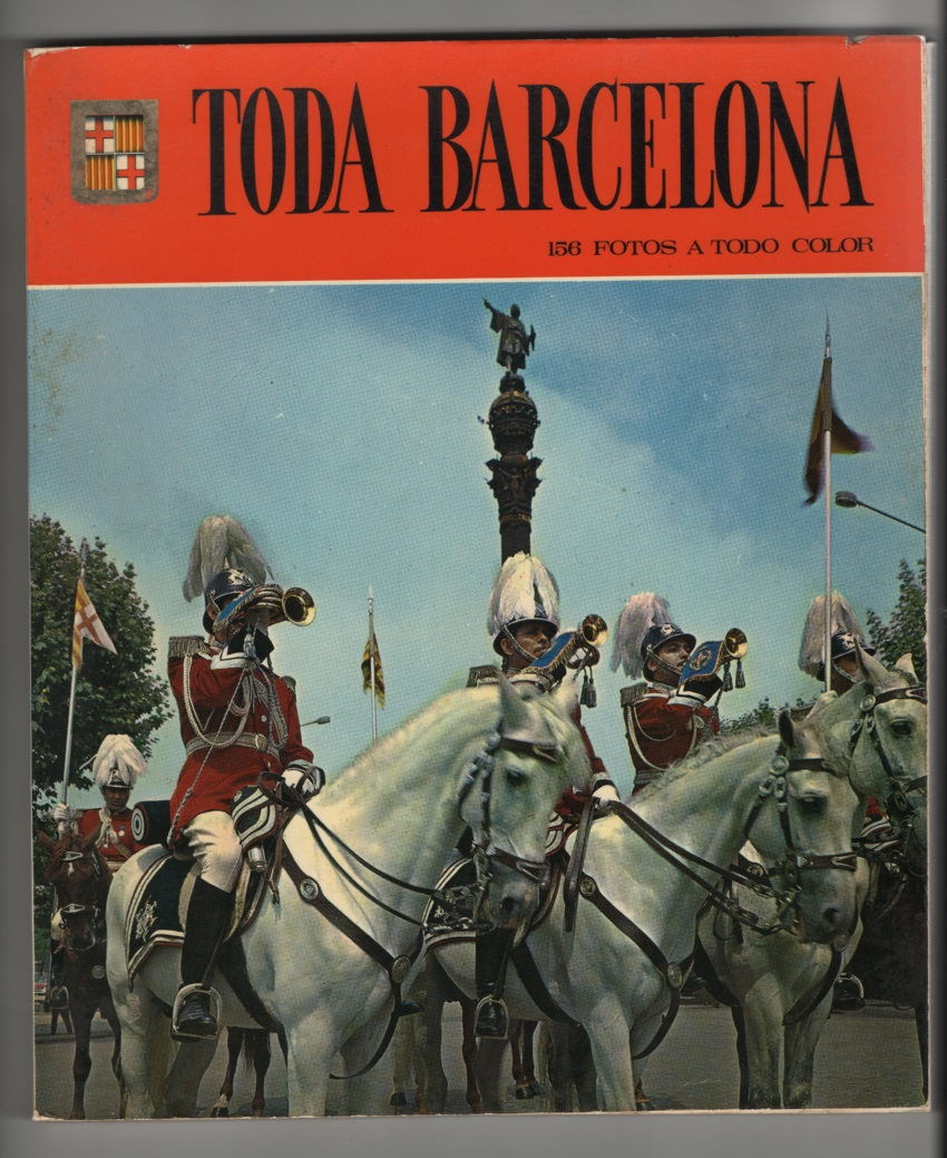 Image for Toda Barcelona