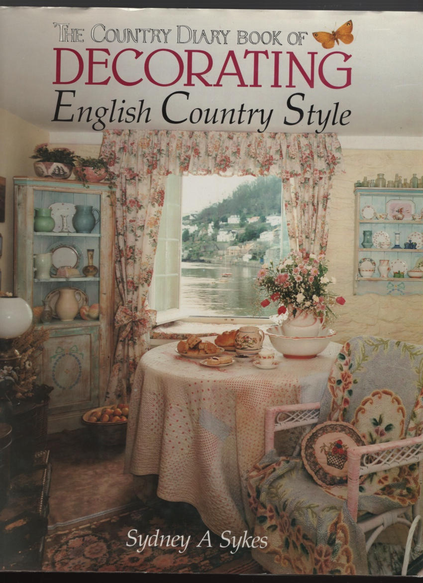 Image for The Country Diary Book of Decorating English Country Style